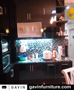 Kitchen cabinet maker in Bintaro