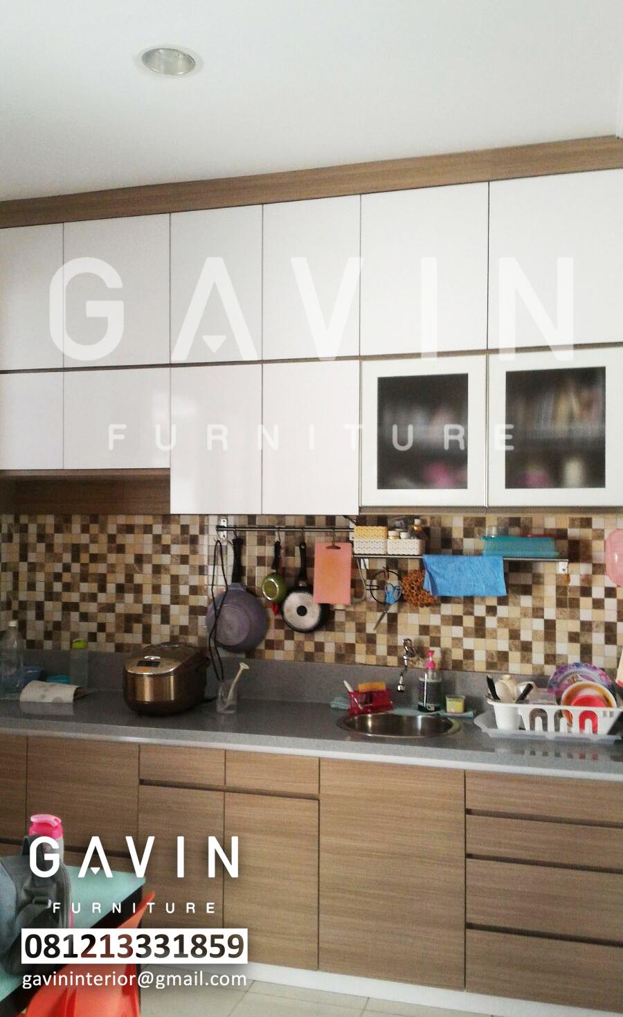 Kitchen set minimalis murah by for Jual kitchen set minimalis
