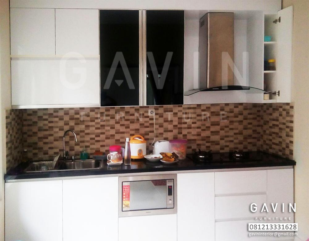 Kitchen Set Minimalis Modern By Gavin Kitchen set Bintaro