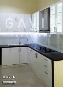 Harga Kitchen Set Minimalis Murah By Gavin