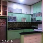 Harga Kitchen Set Per Meter Full Plafon