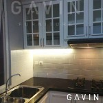 Kitchen Set Klasik Duco Putih