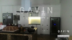 Kitchen Set Murah Finishing Duco