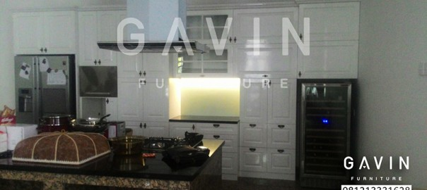 Kitchen Set Murah Finishing Duco