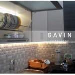 Lemari Dapur Gantung Minimalis By Gavin