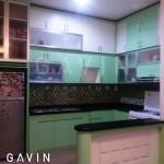 Harga Kitchen Set Per Meter Full Plafon
