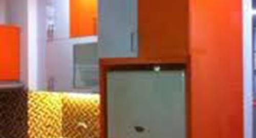 Kitchen Set Hpl Kitchen Set Bintaro