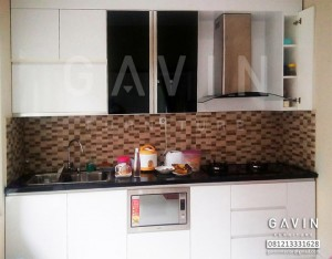 Kitchen Set Minimalis Sederhana By Gavin