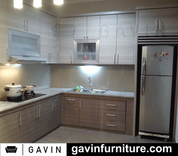 Kitchen Set Sederhana Bentuk L Kitchen Appliances Tips And Review