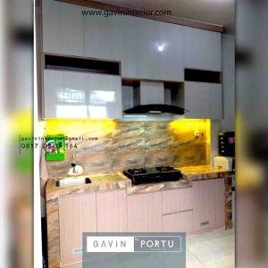Cara Membuat Desain Dapur Minimalis Sederhana Cantik Kebon Bawang Tanjung Priok Jakarta Utara id4631