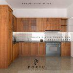 Desain Model Kitchen Set Terbaru