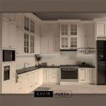 Kitchen Cabinets Custom Finishing Cat Duco ID4991P
