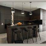Ruangan Dapur Makin Cantik Dengan Kitchen Cabinets ID4529P