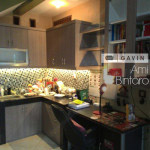 Kitchen Set Dengan Bahan HPL