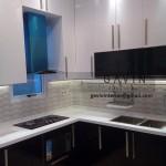 Kitchen Set Minimalis Duco