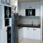 Jual Kitchen Set Dengan Finishing HPL