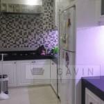 Kitchen Set Duco Putih