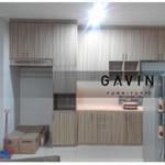 Harga Kitchen Set Minimalis Finishing HPL