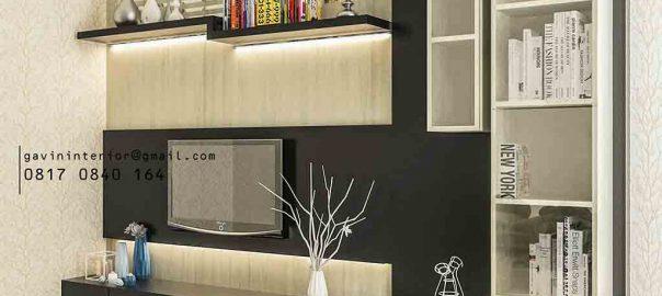 Temukan Ide Backdrop TV Mewah untuk Ruang Keluarga Anda id3464