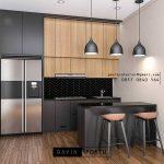 Bikin Kitchen Cabinets Dapur Cantik & Nyaman ID4804