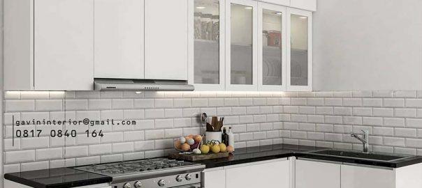 Jasa Bikin Kitchen Set BSD Custom Desain ID3435P