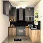 Kitchen Cabinets Desain Skandinavian ID3471P